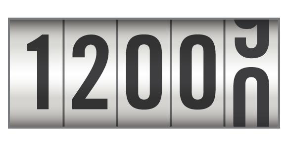 Sin haberlo pensado a los doce mil hemos llegado 12000_odom21