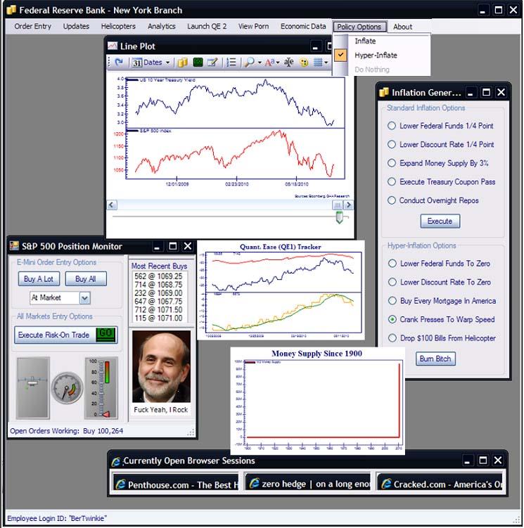 Bernanke Desktop