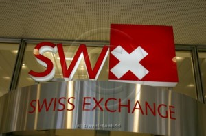 Switzerland, Zurich, stock exchange,