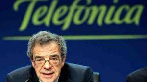 Cesar Alierta Telefónica
