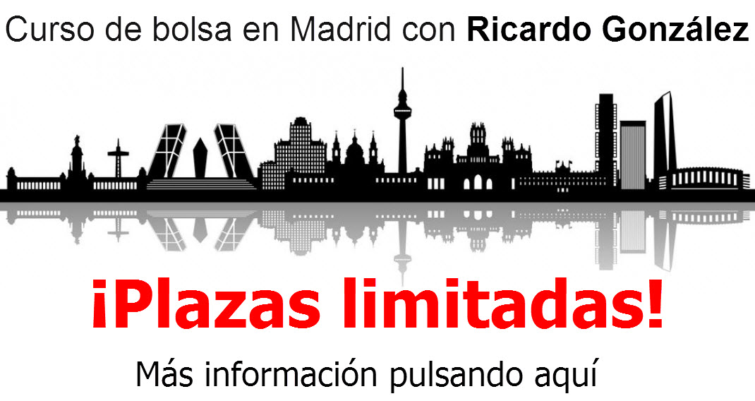 Curso Ricardo González Madrid