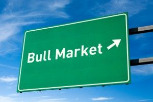 bull market mercado alcista