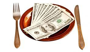 dieta y dinero
