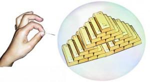 gold-bubble