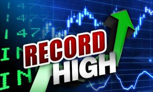 record high